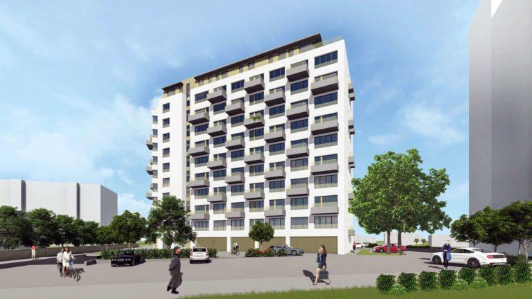 Novostavba v Bratislave, RosenHAUS