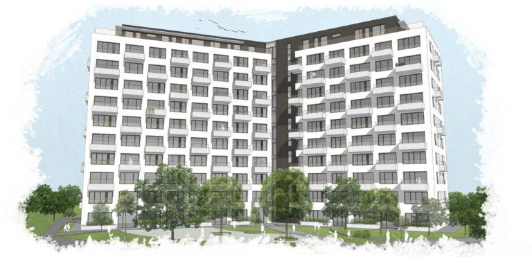 Nové bývanie v Bratislave, RosenHAUS